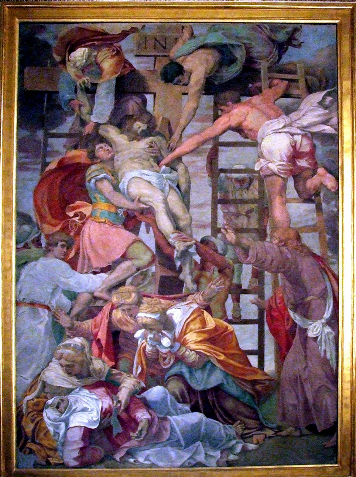 File:Daniele da Volterra - The Massacre of the Innocents